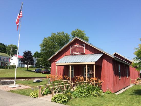 The Boonville Black River Canal Museum