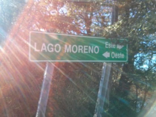 Hosteria Valle del Sol: Lago Moreno Lake