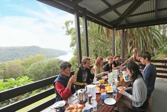 Morning Bay, Australien: Dining area with a view