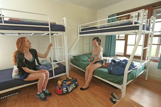 Morning Bay, Australia: Dorm room