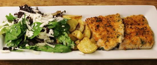 Javier's Cuisine : Garden Fish