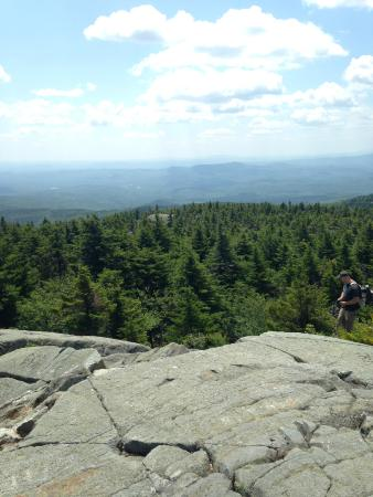 Mount Kearsarge : View