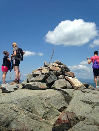 Mount Kearsarge : Summit
