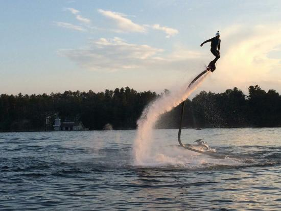 Wild Side Flyboarding