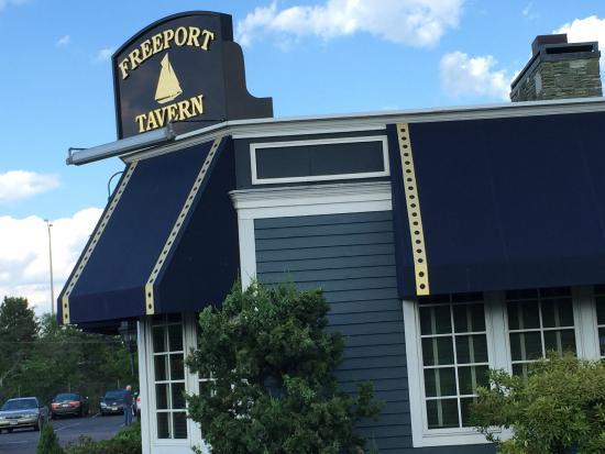 View Of The Building From The Patio, Freeport Tavern | 780 Morrissey Blvd,  Boston