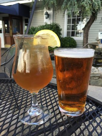 Long Island Iced Tea And A Draught, Freeport Tavern | 780 Morrissey Blvd,  Boston