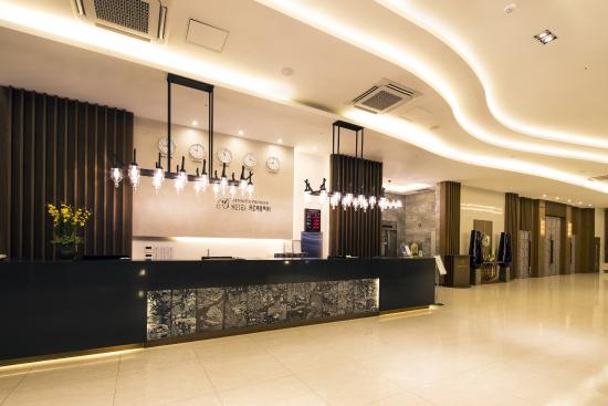 Benikea Premier Hotel Bernoui