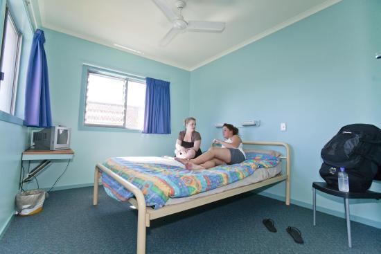 Coffs Harbour YHA: Double room