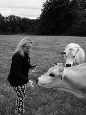 Coastal Mountain Sport Haus: Clare and the Italian cow