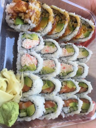 Urban Sushi Kitchen