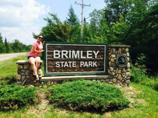 Brimley State Park : Yay!!!