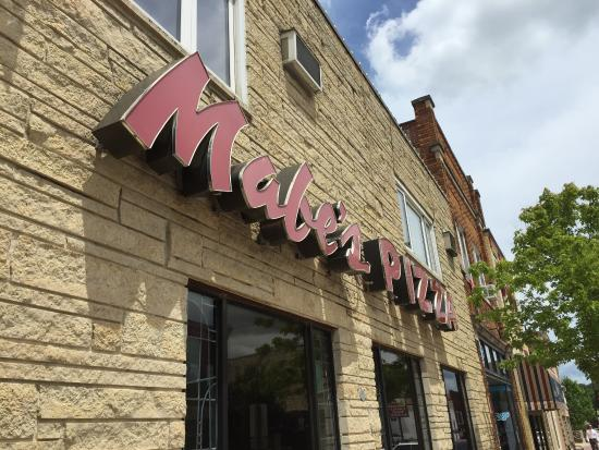Mabe s pizza picture of decorah tripadvisor