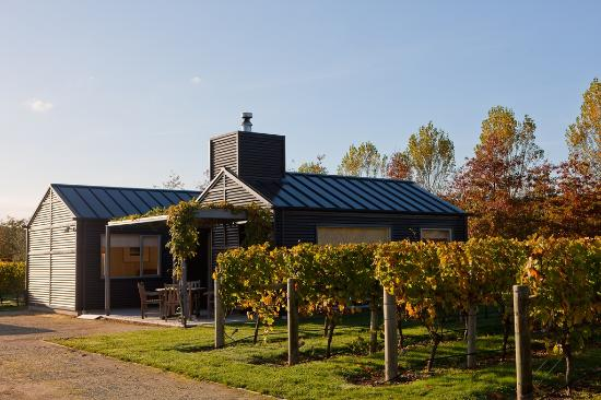 Craggy Range Vineyard Cottage