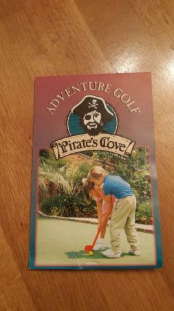 Pirate's Cove Adventure Golf