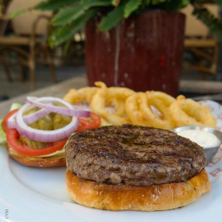 The Classic Agadir Burger Onion Rings