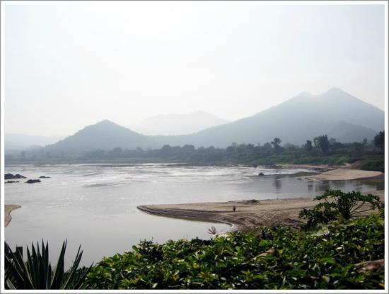 Chiang Khan, Thailandia: มุมสวย