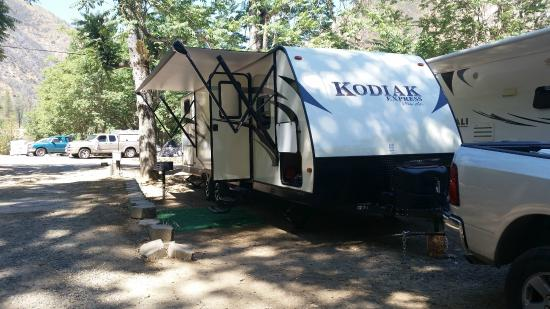 Indian Flat Campground: Enough room