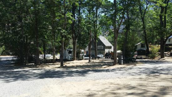 Indian Flat Campground: Select an RV site in this area