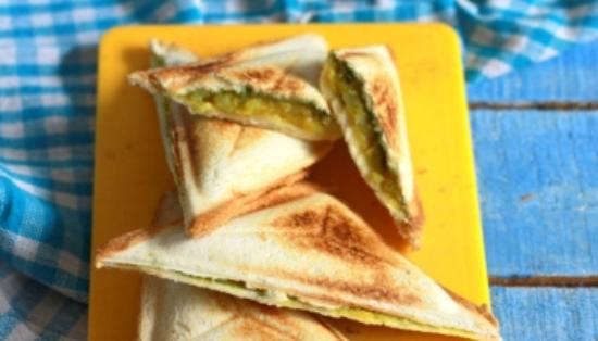 New FreezeLand: sandwich