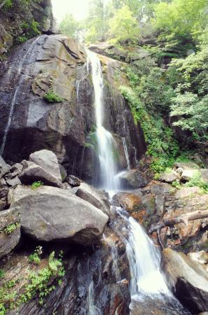 South Mountains State Park: The falls! Worth the hike but be careful for those with unsteady footing.