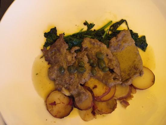 Brindisi Cucina di Mare: Alle Speisen waren sehr gut zubereitet.