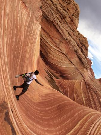 The Wave at Coyote Buttes: Enjoying the Wilderness