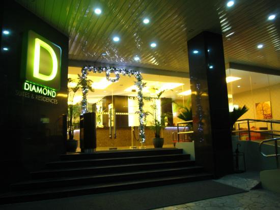 Entrance picture of diamond suites residences cebu - Diamond suites cebu swimming pool ...