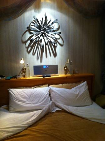Bushland Park Lodge & Retreat: Comfy Bed