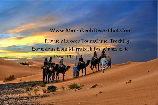 Marrakech Desert 4x4 - Day Tours