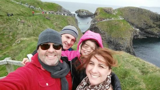 Quigley's Point, Irlanda: Family