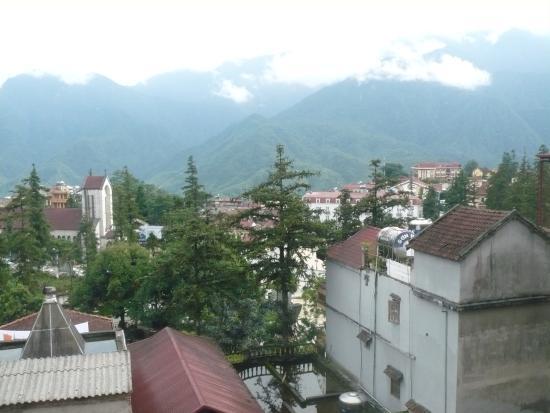 Panorama Restaurant view