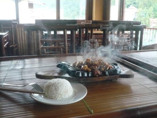 Panorama Restaurant: Lunch