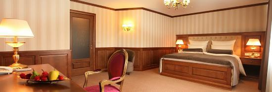 Nadiya Hotel: Hotel Nadia, Junior Suite