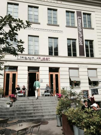 Litteraturhuset - The House of Literature