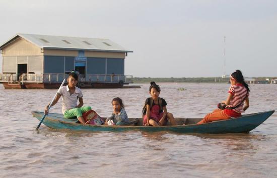 Tonle Sap Cruise