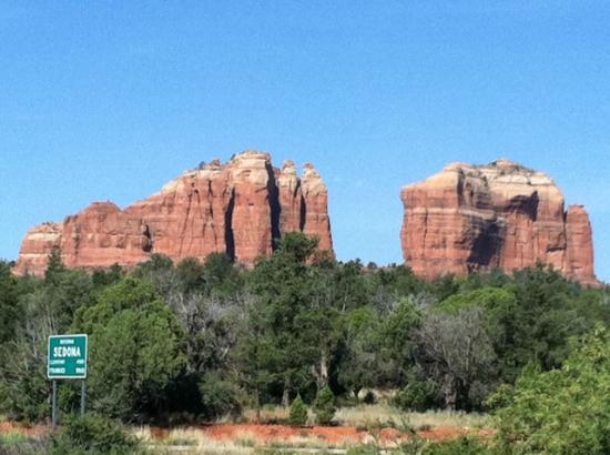 Mesa Red Rock - Foto van Desert Quail Inn, Sedona - TripAdvisor