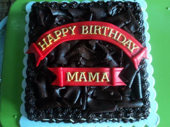 Miyara Patisserie Moms Bday Cake