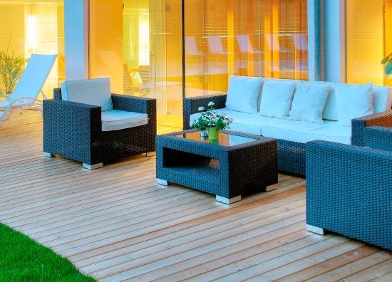 Hotel Rauter: Gartenpool