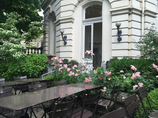 Green Kitchen: La terrasse