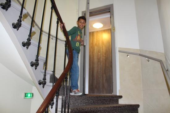 Hotel Adriatic: Lift