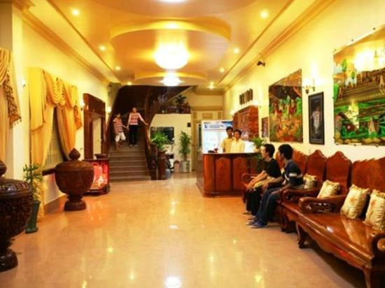 Lux Guest house : Lobby