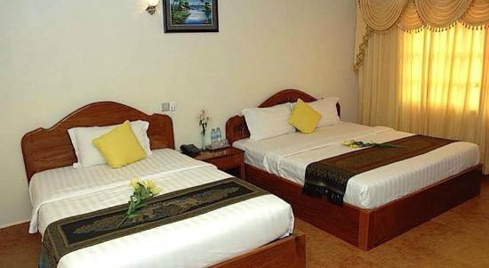 Lux Guest house: Guest Room