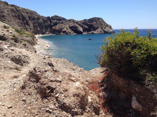 Paliochori Beach : Нудистский пляж