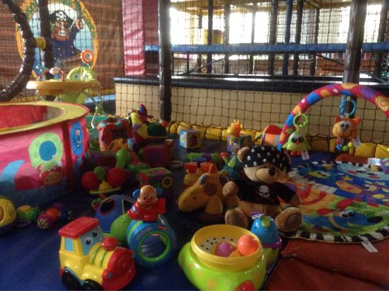 Bombadingas Soft Play and Skullduggery Laser Tag