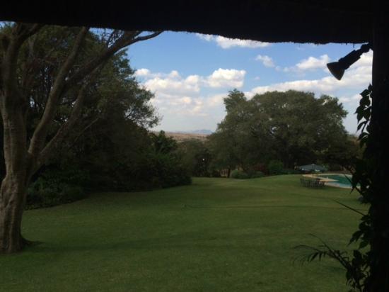 Kumbali Country Lodge : View from the Veranda