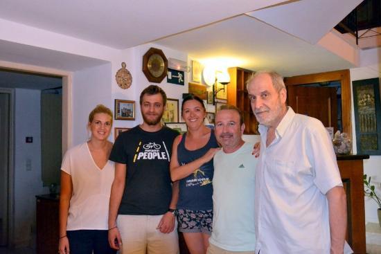 Casa Veneta: Staff