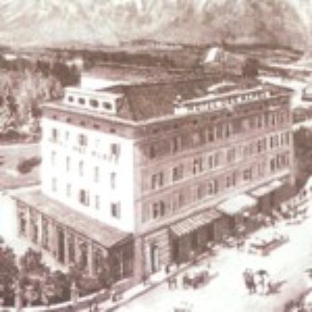 Albergo Delle Alpi: Correva l'anno 1880