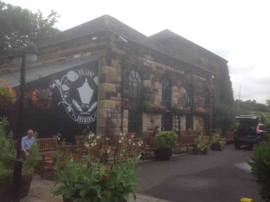The Keelman's Lodge: The Keelman Pub - the Lodge is in the ample grounds