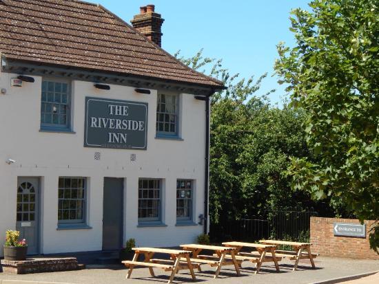 The Riverside Inn Ashford Restaurant Reviews Phone