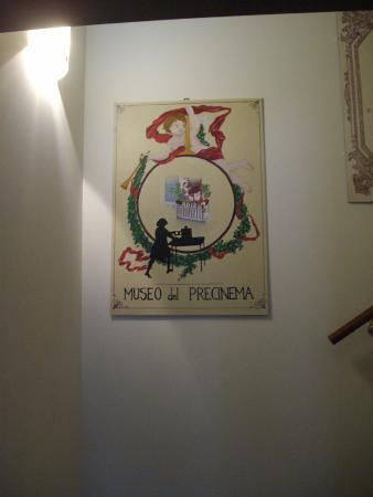 Museo del Precinema - Manifesto